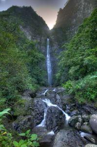 Hanakapiai Wasserfall Kauai