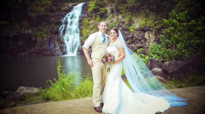 Wie man in Hawaii heiraten kann