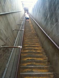 Diamond Head Stufen