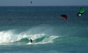 Kite Surfen Kite Beach Maui Hawaii