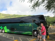 Tour Bus Hawaii