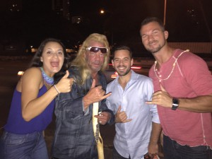 Dog the Bounty Hunter Weihnachten Hawaii Urlaub