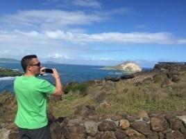 Makapuu Aussichtspunkt Oahu Inselrundfahrt