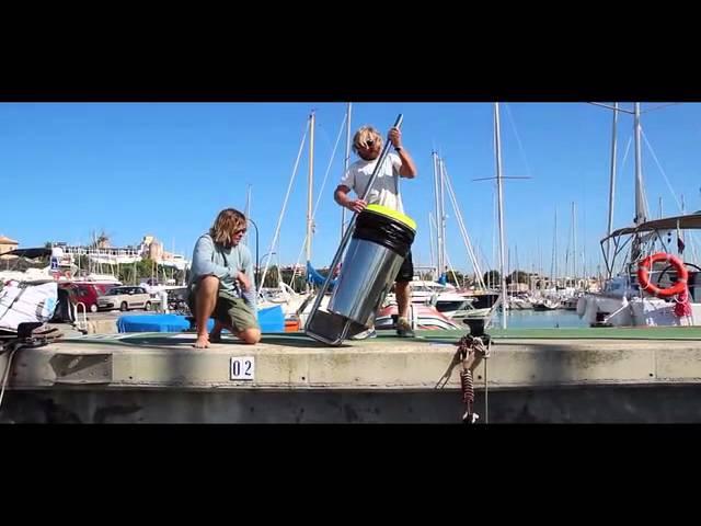 Seabin – so bekommen wir den Ozean sauber