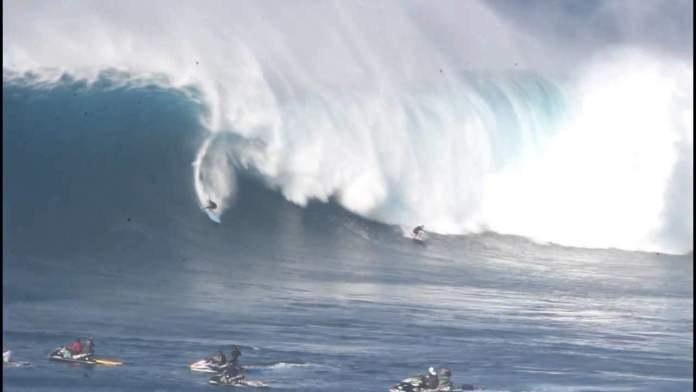 Surfen auf Maui – Peahi Jaws ist ein Big Wave Surfspot