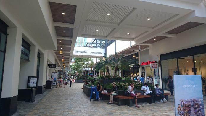 Ala Moana Einkaufszentrum – Größtes Outdoor Shopping Center der Welt