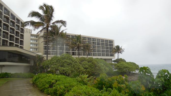 Turtle Bay Resort- gehobenes Hotel an der Northshore