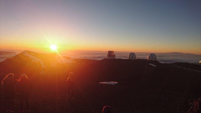 Mauna Kea Vulkan Hawaii auf Big Island – Sonnenuntergang und Sternbeobachtung