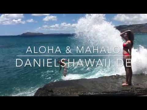 Klippenspringen mit Betty Taube & DanielsHawaii.de – Betty Goes Hawaii