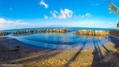 Der kinderfreundliche Strand Maui // source: LookIntoHawaii.com