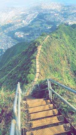 Stairway to Heaven - Regeln und Gesetze in Hawaii