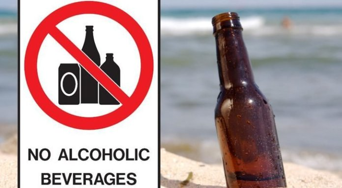 Alkoholverbot in Hawaii