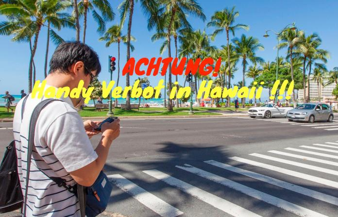 handy verbot hawaii