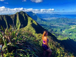 Wiliwilinui Ridge Trail - Wanderung in Hawaii