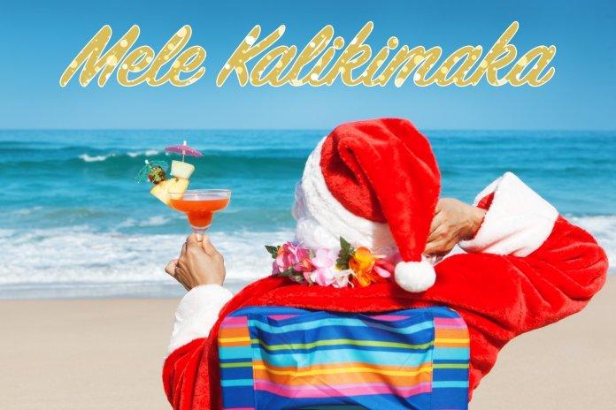 Mele Kalikimaka- Frohe Weihnachten auf Hawaiianisch