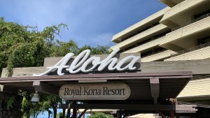 Royal Kona Resort Hotel Test Hawaii
