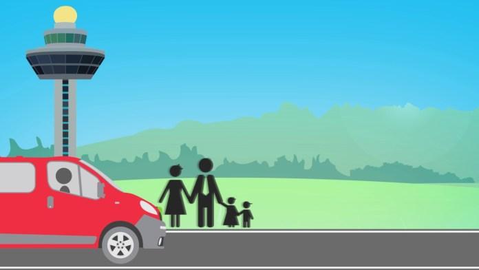 Fluparks: Die einfachste Möglichkeit zur Parkplatzsuche am Flughafen
