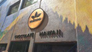 Manoa Schokolade Hawaii