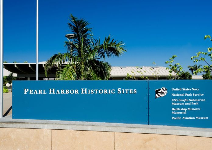 Deutsche Pearl Harbor Tour