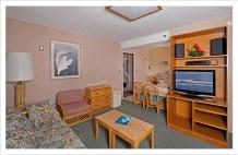1 - 2 bedroom suite