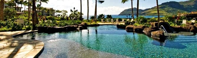 Marriot's Kauai Lagoons