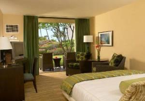 Waikoloa Beach Marriott Resort garden