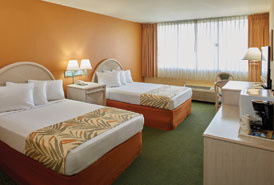 airport hotel rooms