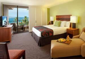 Courtyard King Kamehameha's Kona Beach Hotel 1 bedroom suite