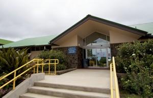 Pahala Public and School Library. Hawaii 24/7 File Photo