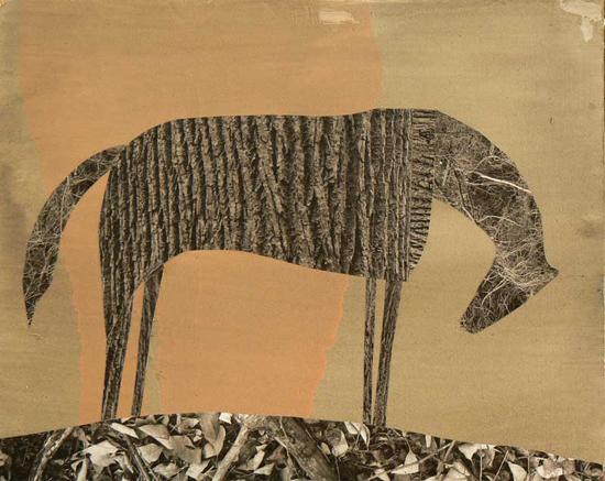 Quiet Horse (Photo courtesy of Donkey Mill Art Center)