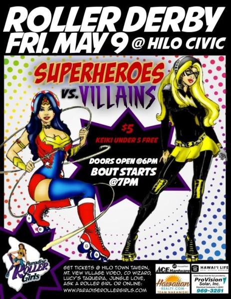 PRG-SuperherosVillains