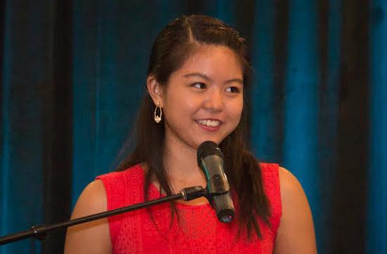Lysha Matsunobu (Photo courtesy of Parker School)