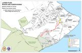 Kilauea June 27 Lava Flow map updated 7 a.m., January 6, 2015. Courtesy of Hawaii County Civil Defense