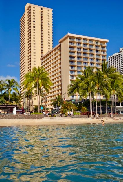 pacific beach hotel hawaii