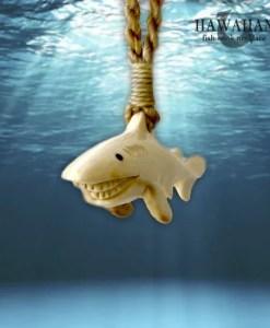 hawaiian shark pendant