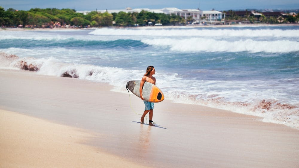 Learn to Surf on Maui in Kihei