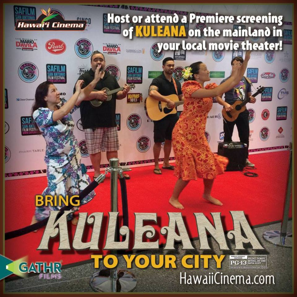 Red Carpet Hula