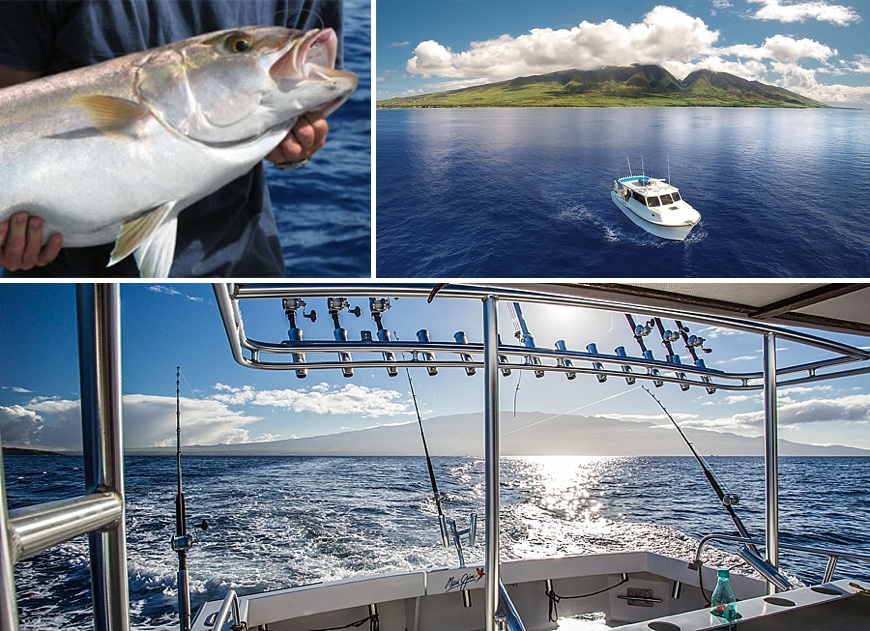 Maui Fun Charters Bottom Fishing