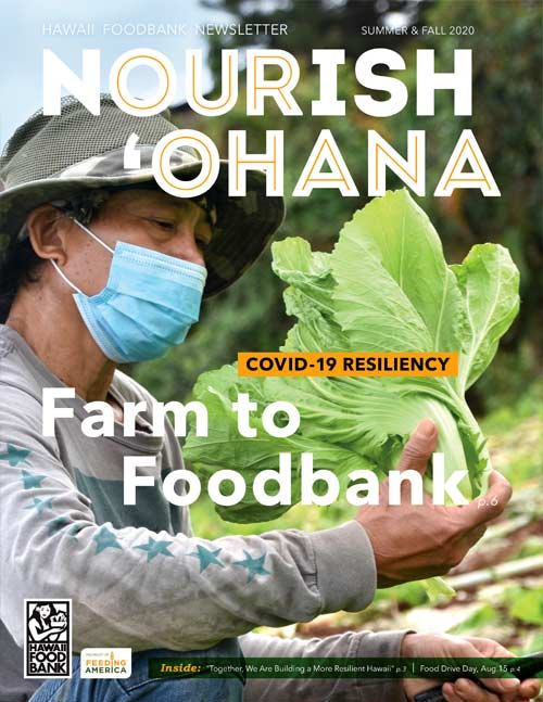 Nourish Our Ohana - Summer & Fall 2020