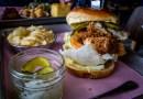 chicken sandiwch at Easy 'Que