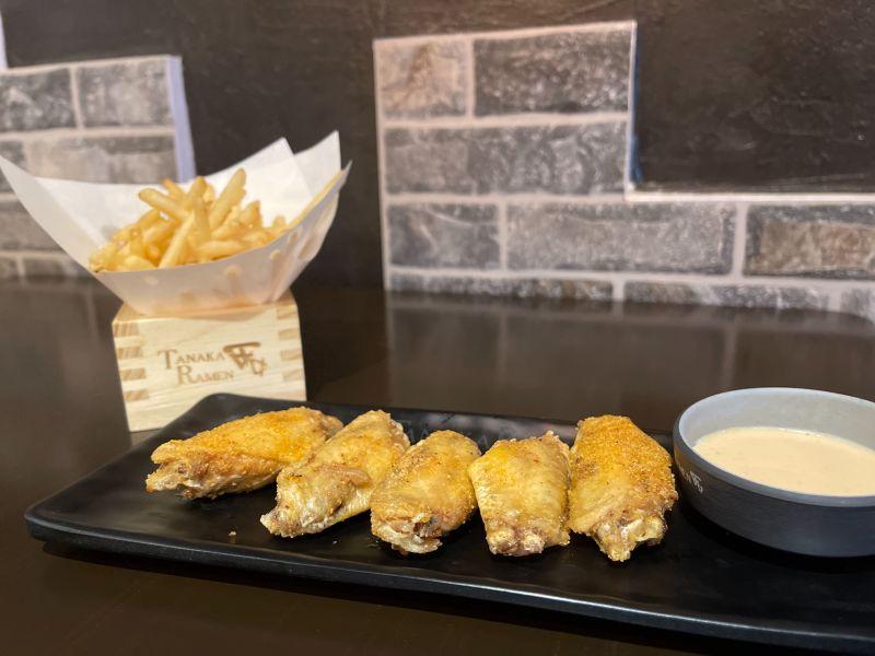Tanaka Ramen Chicken Wings