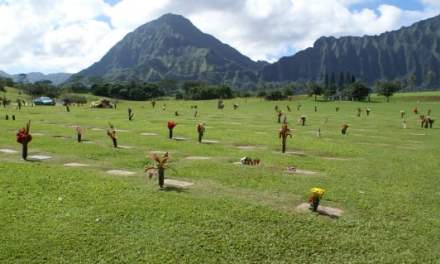 Hawaii State Veterans Cemetery Daguio-Dwight