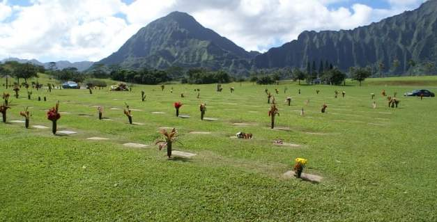 Hawaii State Veterans Cemetery Mabrey-Muth