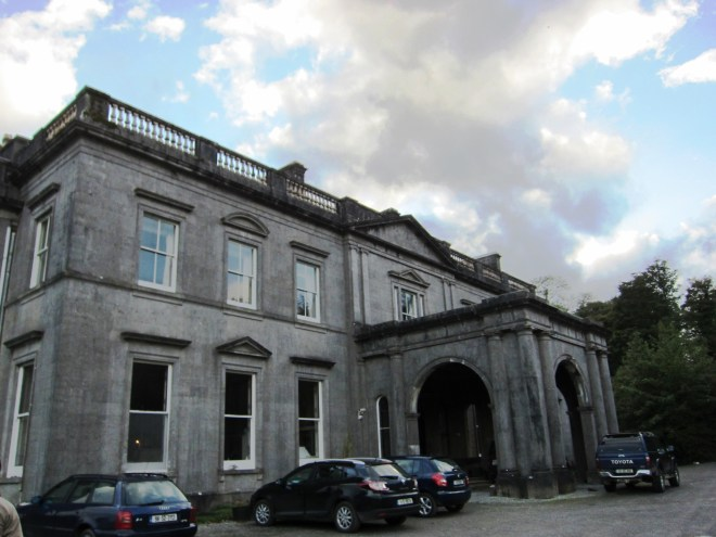 Temple House in Sligo