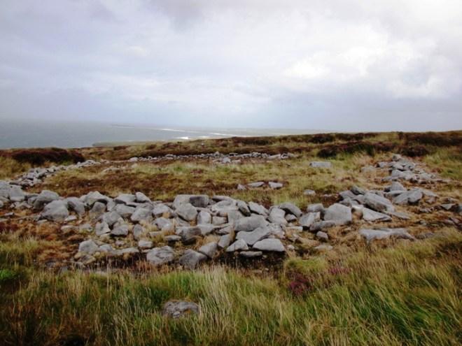 Ceide Fields in County Mayo