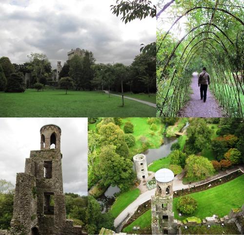 Blarney Castle in County Cork
