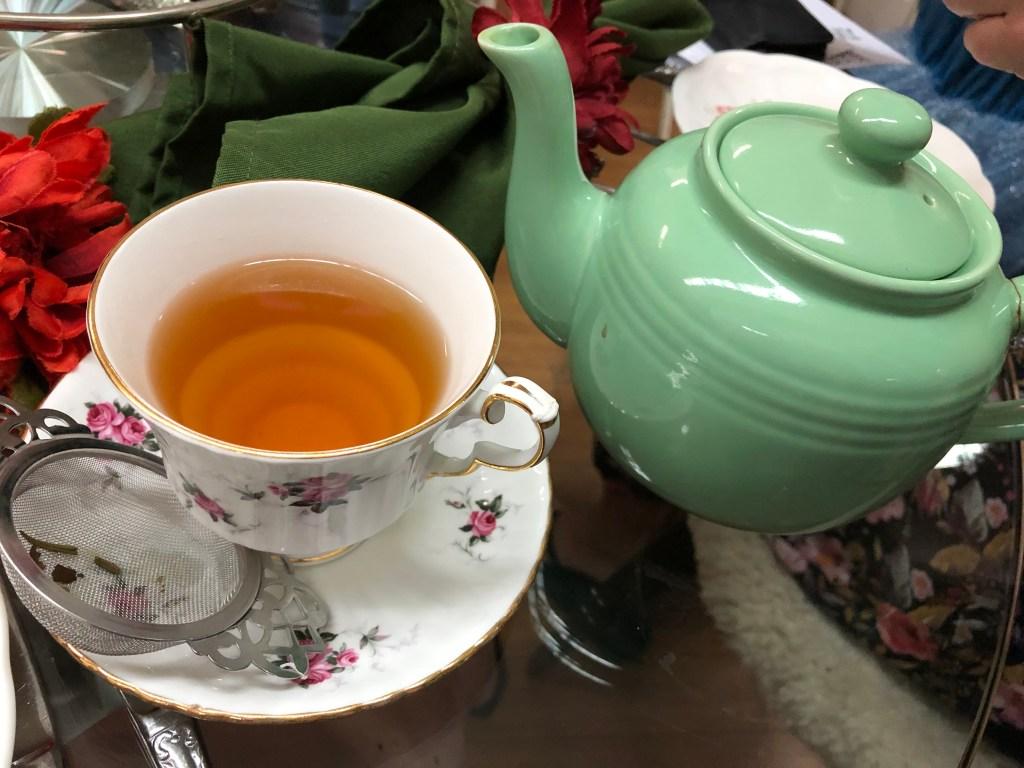 Tea at 1024