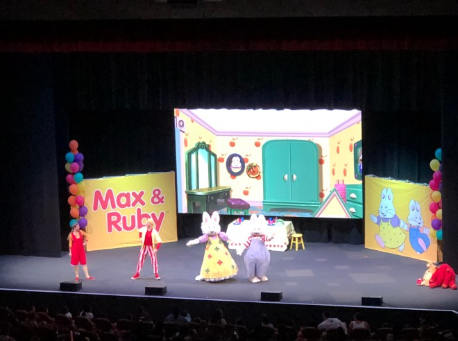 Max and Ruby Show
