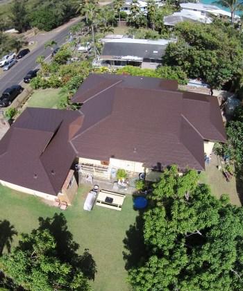Hawaii Aluminum Roof