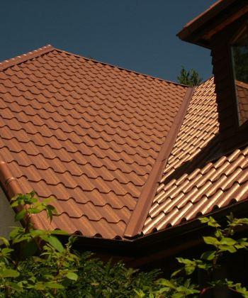 Interlock Mediterranean Tile Metal Roof
